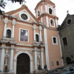 Kirche in Intramuros
