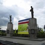 Praesidenten-Familie Aquino: Corazon und Ninoy