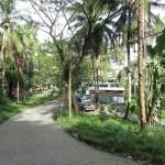 Der Ortseingang von Sabang