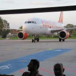 mit Easy Jet nach London