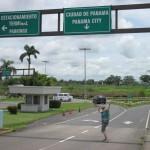 In Panama-City angekommen…endlich