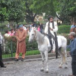1. Bild – Bräutigam in Antigua (Guatemala)