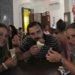 Auch in Kolumbien wird Eis gegessen