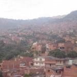Medellin – ärmeres Viertel