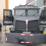 Wasserwerfer á la Colombia