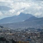 …über den Dächern von Quito