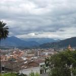 Blick auf Otavalo