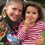 Naima und Angie – dicke Kumpels