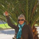 Sonne und Wind…genau richtig für meine neue Mütze