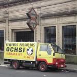 Köstlicher, deutscher Wurstfabrikant in Paraguay
