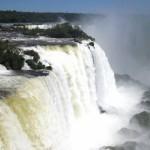 Iguazú…großes Wasser