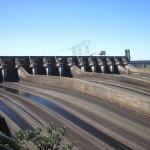 Itaipu-Überlauf…gigantisch