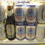 Unglaublich…Warsteiner und Hansa-Pils