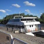 unser eigentliches Boot