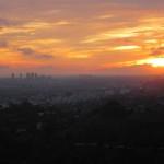 Ausblick vom Griffith Park