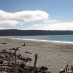Schöner Naturstrand mit vielen Sandfliegen…auuuhh