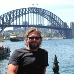 I'm a tourist :-)