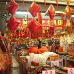 Chinesicher Supermarkt