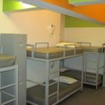 Unser Hosteldorm… absolut klasse und funktional