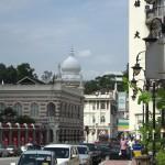 Stadtbild in KL
