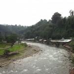 Fluß in Bukit Lawang