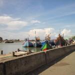 Hafeneinfahrt in Banda Aceh