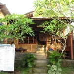 unser Stammwarung in Ubud