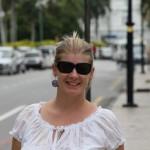 Die lächelnde Frau Schiemenz