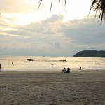 Beach in Langkawi