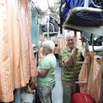 Im Schlafwagen nach Chiang Mai