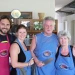 Das Kochteam