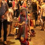 thailändische Tänzerin