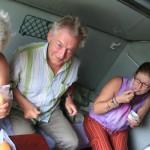 Im Zug nach Huè