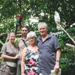 Wir im Zoo