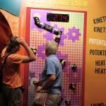 Zwei beim Spielen (Museum)