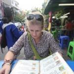 Angie (Bangkok kurz vorm Essen)
