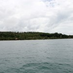 Blick auf die Bucht – Koh Rung