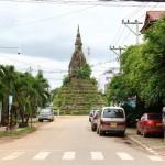 Vientiane – That Dam
