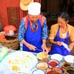 Marktstand in Dali