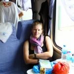 Im Zug nach Guilin