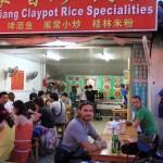 Guten Appetit – Claypot essen in Yangshou