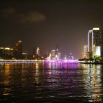 Guangzhou bei Nacht