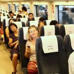 Im TVG nach Zhuhai