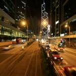 aus der Tram…Hong Kong