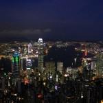 HK bei Nacht