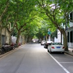 Im französischen Viertel
