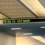 Höchstgeschwindigkeit