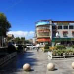 Innenstadt von Lhasa