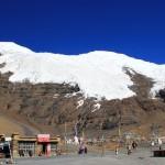 Kharola Gletscher