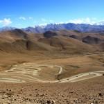 Bergpanorama vom …Pass